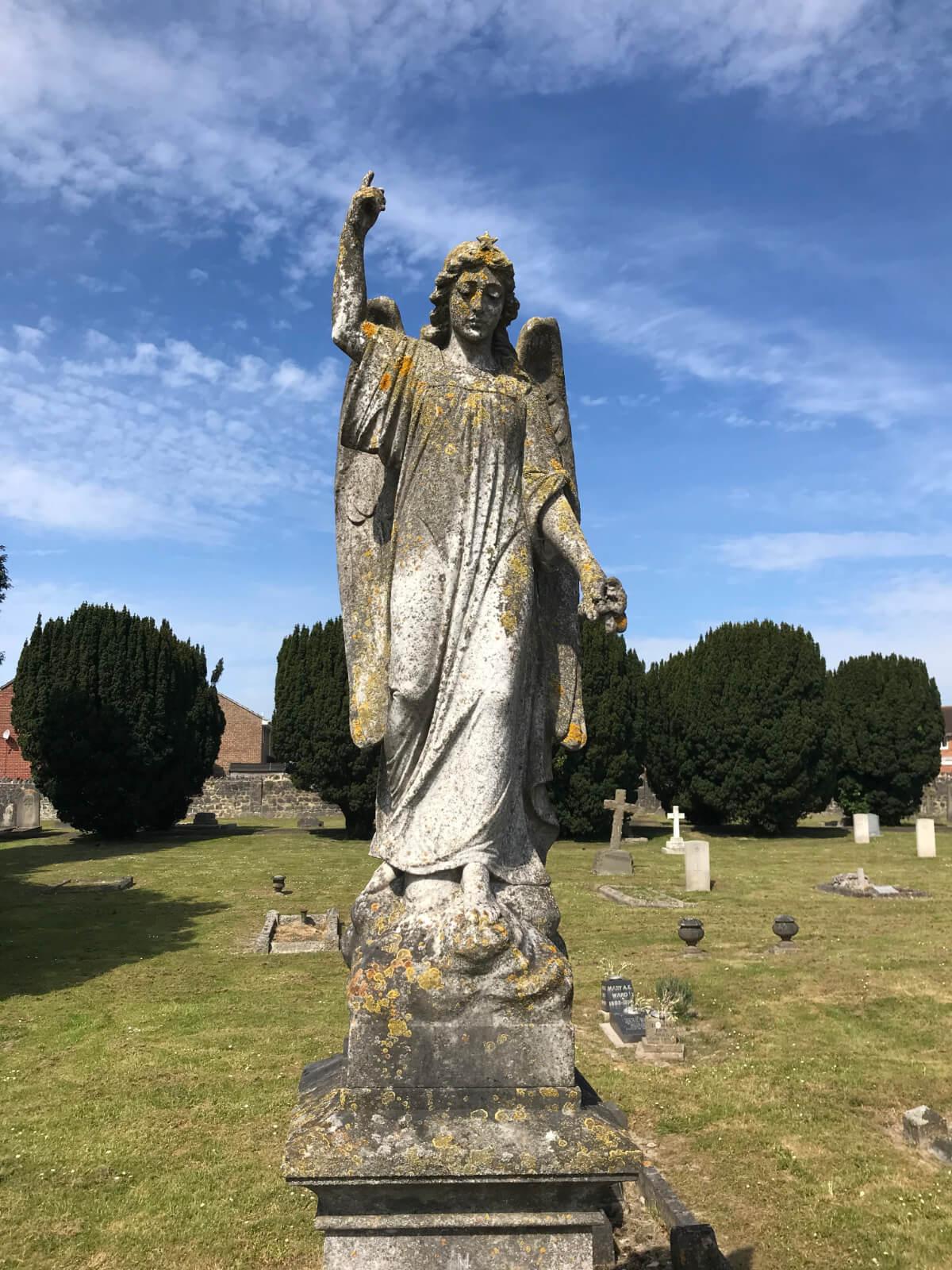 Cemetery Burnham-on-Sea