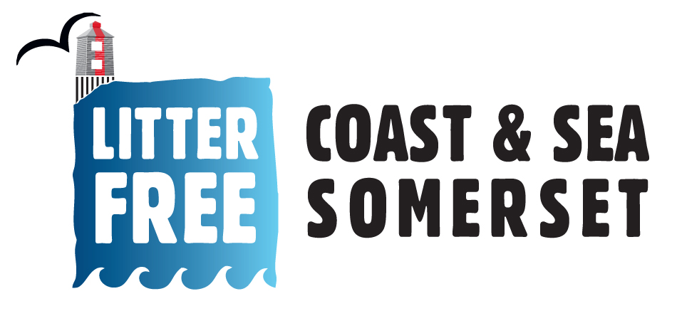 Litter Free Coast & Sea Somerset Logo