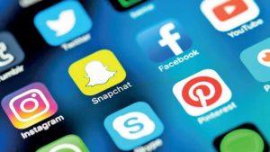 image of social media apps